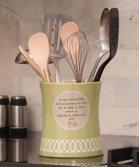 Country Kitchen Utensil Holder by Soul S Window I May Lose Utensil Holder