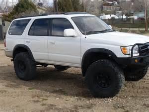 1996 Toyota 4runner Lifted 1996 Toyota 4runner