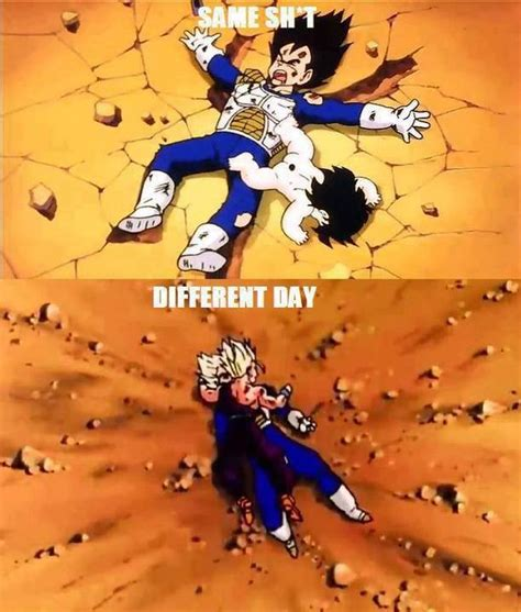 Dragon Ball Z Game Meme