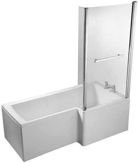 ideal standard concept shower bath ideal standard concept idealform square 1500mm rh shower bath