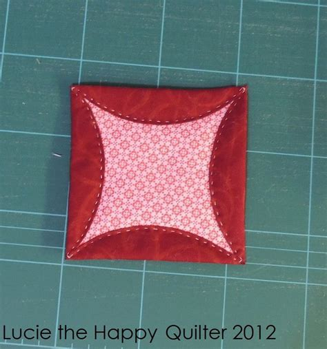 japanese folded patchwork block tutorial patchwork