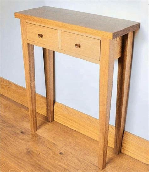 hall table plans woodworking session