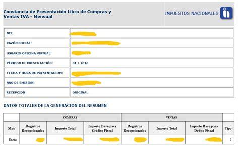 da vinci impuestos manual como enviar lcv bolivia impuestos como enviar lcv facilito por oficina virtual problemas