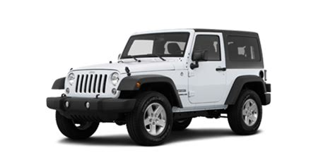 Jeep Wrangler Model Comparison Compare The 2016 Jeep Wrangler Vs Toyota Tacoma