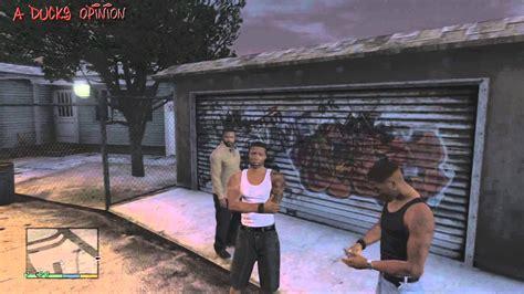 Gta 5 Cj House by Grand Theft Auto V Cj From Gta San Andreas In Gta 5 Grove