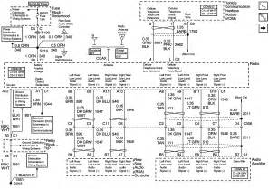 2001 chevy tahoe wiring diagram wiring diagram