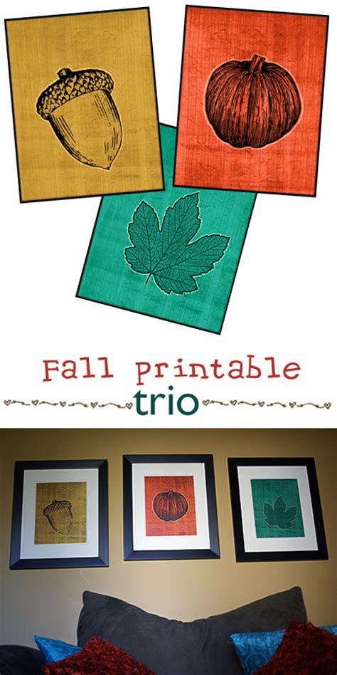 printable fall decorations autumn pop printables
