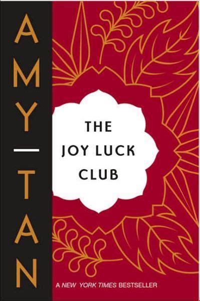 the joy luck club the joy luck club