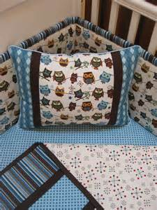 owl crib bedding nursery ideas