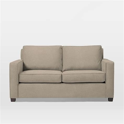 henry 174 sleeper sofa dove gray performance velvet