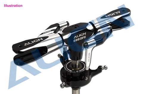 Trex 250 Flybar Rod Hk Brand 600dfc メインローターヘッド アップグレードセット h60239a