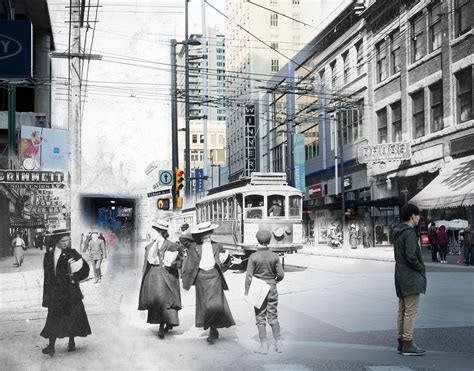 new year in vancouver 2014 merging time returns to the city of vancouver archives
