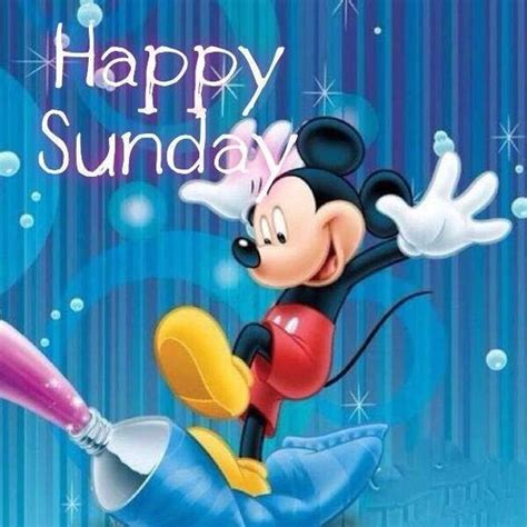mickey mouse happy sunday quote pictures   images  facebook tumblr pinterest
