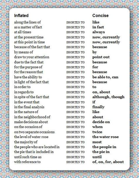 How to make your essay longer.