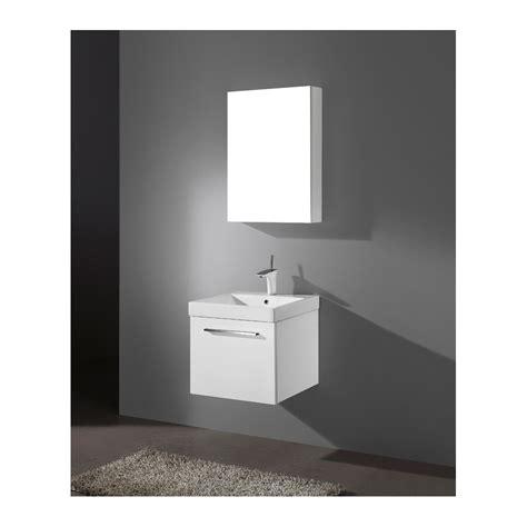 Bathroom Vanity 20 Madeli Arezzo 20 Quot Bathroom Vanity Glossy White Free Shipping Modern Bathroom
