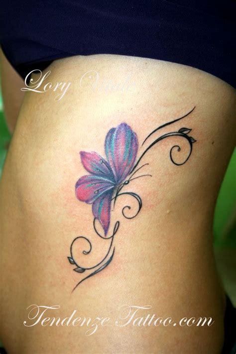 tatuaggi farfalle colorate e fiori image detail for farfalla farfalle tatuaggi