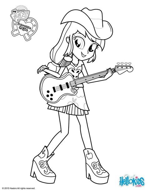 my little pony doll coloring pages applejack coloring page coloring pages t pinterest