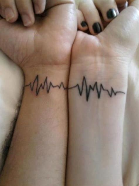 heart tattoo with couple inside 110 best wrist tattoos images on pinterest ankle tattoos