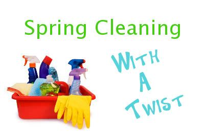 spring cleaning archives clean my space household management archives