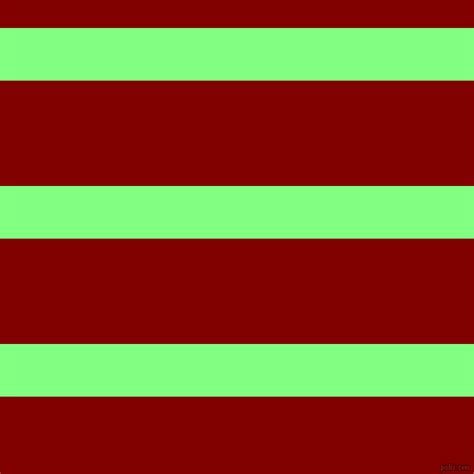 Mint Green and Maroon horizontal lines and stripes