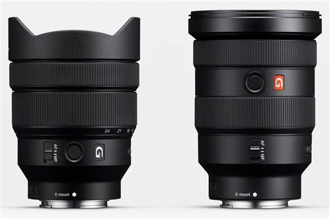 sony fe  mm  gm   mm   wide zooms