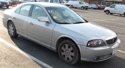 Pictures Of Ls by File 2003 2005 Lincoln Ls Jpg Wikimedia Commons