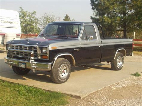 1981 Ford F150 by Crazyboutmerc 1981 Ford F150 Regular Cab Specs Photos