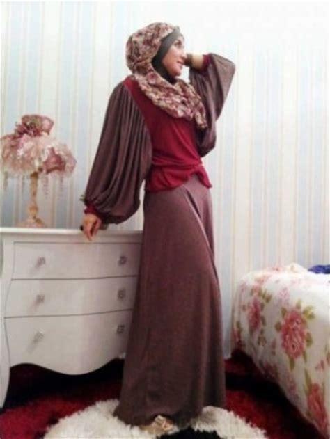Baju Muslim Jember gamis model baru