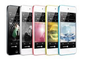 ipod touch 5 colors new ipod touch available in 5 colors for 299 starting