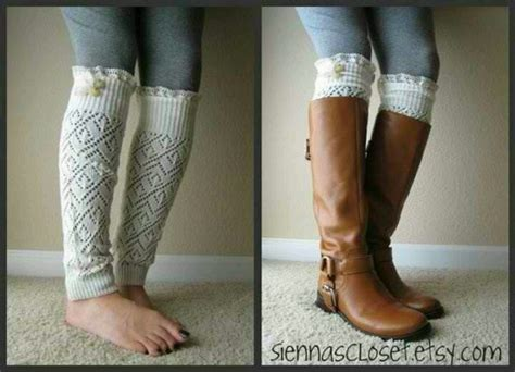 Cutie Sabrina Lace 1000 images about leg warmers on cable lace