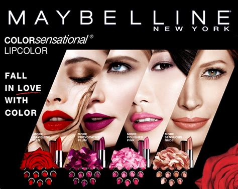 Sponsor Ad New Cosmetics Lip Shine by Review Maybelline Color Sensational Lipstick