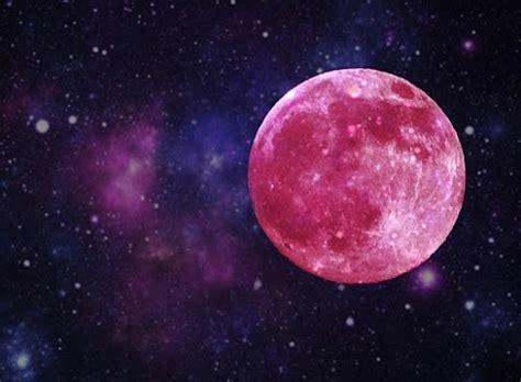 imagenes sorprendentes de la luna significado de la luna llena o rosada ciencia celeste
