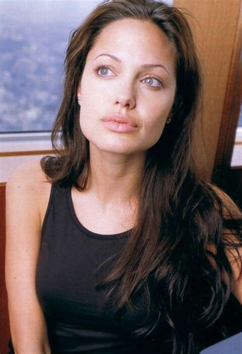 young celebrity photo gallery young angelina jolie photos angelina jolie young and wild angelina pinterest
