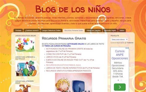 imágenes educativas blog blogs para primaria de inter 233 s en el aula y en casa