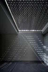 lighting style light grain house in osaka by yoshiaki yamashita