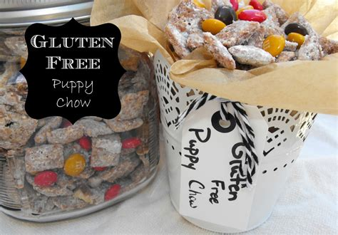 gluten free puppy chow smile for no reason gluten free puppy chow recipe