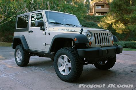 Jeep Jk 3 Inch Lift 3 Inch Lift With Rubi Tires