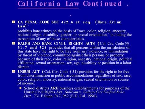 california penal code section 422 cair california template