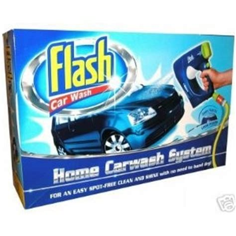 new flash home car wash system valeting cleaning ebay