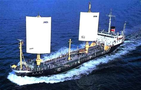Usuki Led wind technology could give shipping lines digit