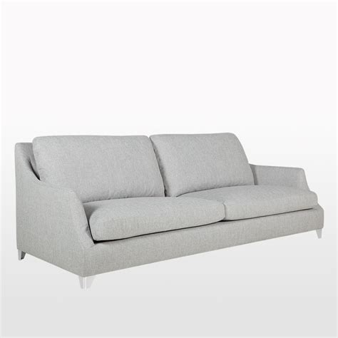rose sofa rose 3 seater sofa by sits lux comfort