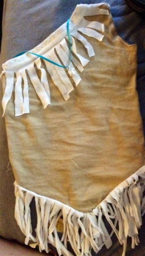 Handmade Pocahontas Costume - diy baby pocahontas costume handmade by me my