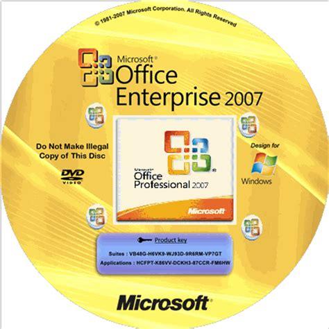 microsoft office professional 2007 version