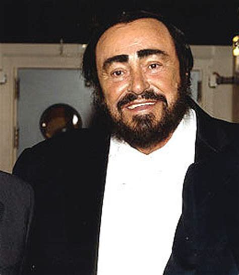 Italian Tenor Pavarotti Hospitalized by Luciano Pavarotti The Most Enigmatic Opera Singer In The