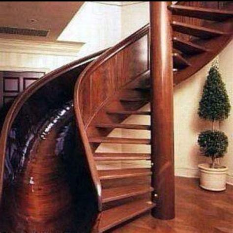 slide stairs for the home pinterest