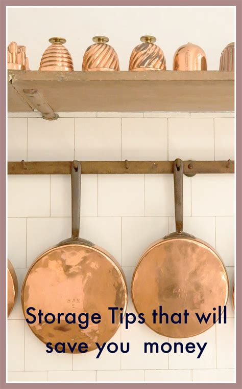 storage tips storage tips to save you money thrifty home