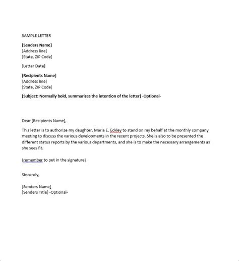 Sle Authorization Letter 7 Best Free Home by Authorization Letter Manufacturer 28 Images 7 Letter