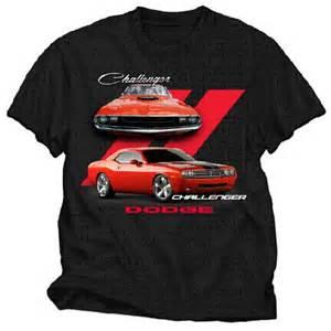 Dodge Challenger Shirts Dodge Challenger Image Dodge Challenger Merchandise Apparel