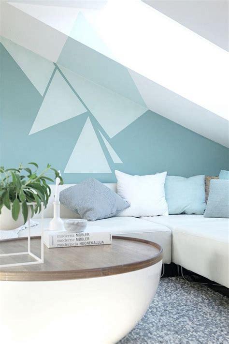 schlafzimmer dachschräge farbe wohnzimmer mit dachschr 228 ge und interessante wandgestaltung