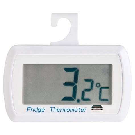 Termometer Freezer inside fridge digital thermometer from thermometers direct